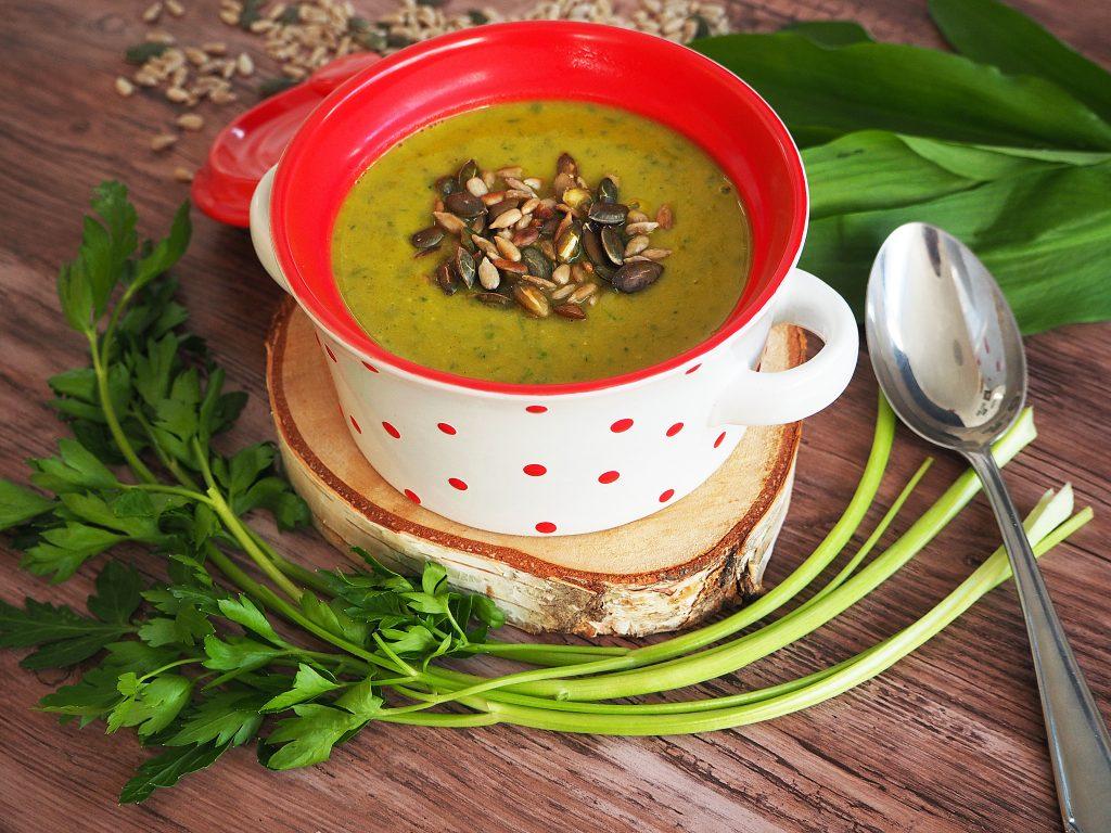 polévka proti jarní únavě